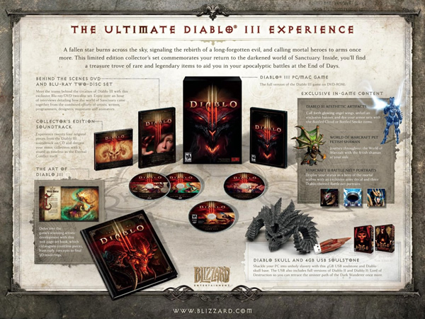 Diablo 3 Collector's Edition