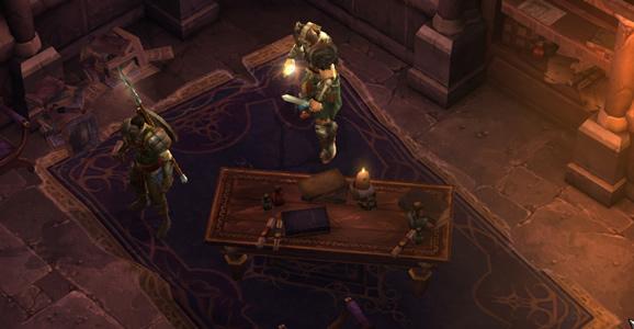 Diablo 3 Destroyable Environment