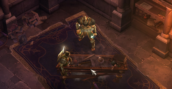 Diablo 3 Destroyed Environment