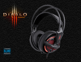 Diablo 3 Gaming Headset