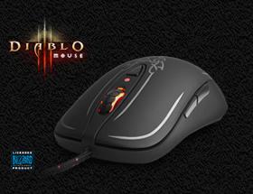 Diablo 3 Gaming Mouse