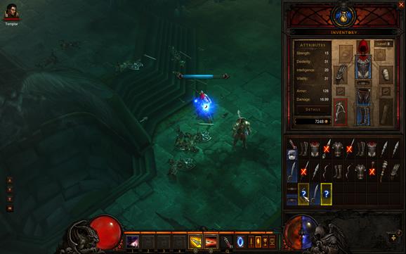 Identify an Item in Diablo 3