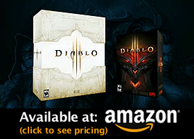 Diablo 3 Pre-Order