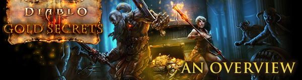 Diablo 3 Gold Secrets Guide