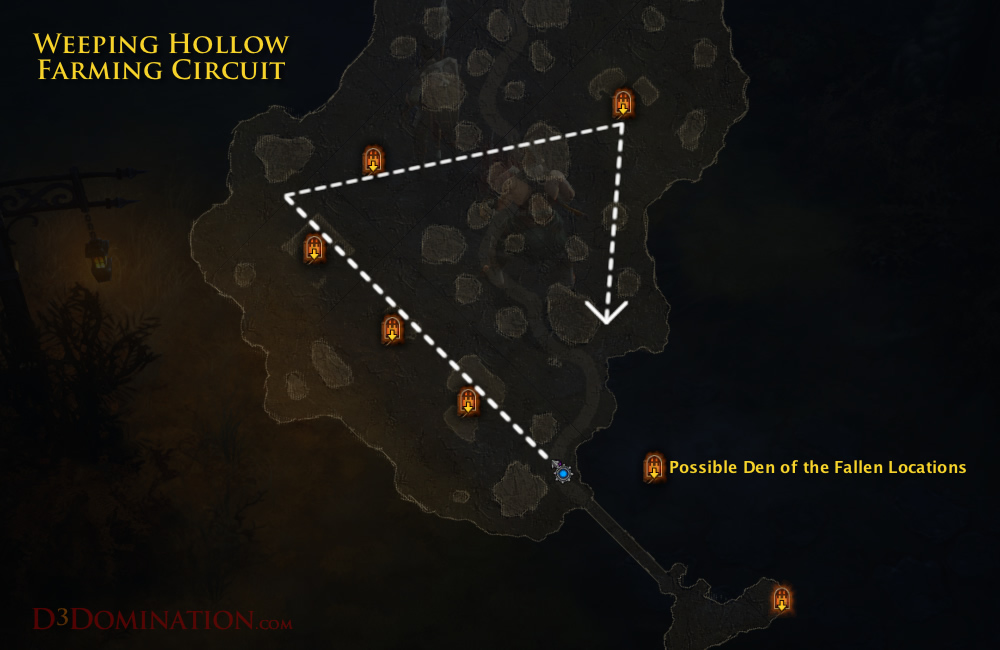 Diablo 3 Weeping Hollow