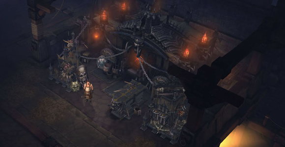 Diablo 3 Blacksmith