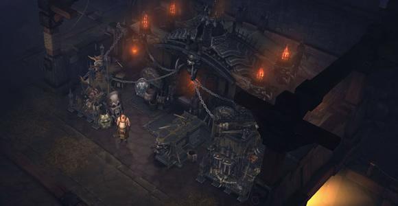 Diablo 3 Blacksmith
