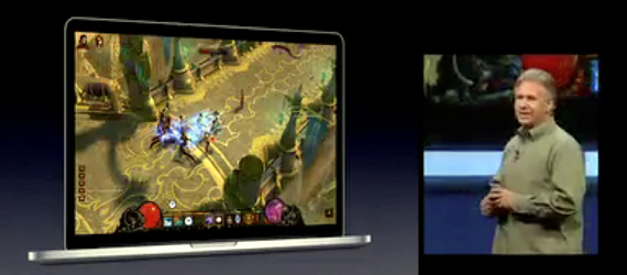 Diablo 3 MacBook Pro Retina Display