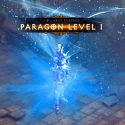 Diablo 3 Paragon Levels