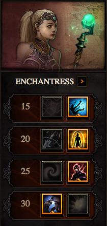 Diablo 3 Enchantress Build