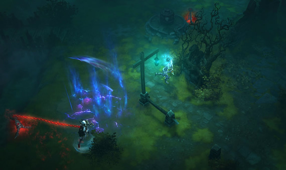 Diablo 3 PvP Duels in Patch 1.0.7