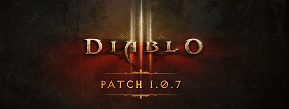 Diablo 3 Patch 1.0.7
