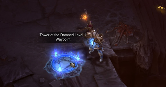 Paragon Farming: Tower of the Damned