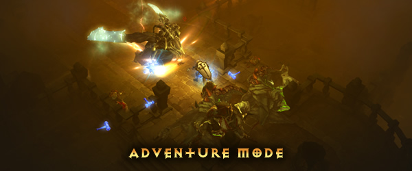 Diablo 3 Adventure Mode