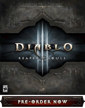 Diablo 3 CE Reaper of Souls Pre Order