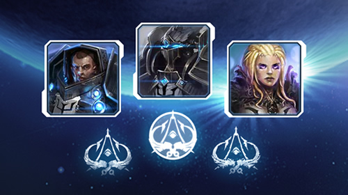 StarCraft II Portraits & Decals