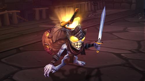 Treasure Goblin WoW Pet