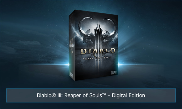 Reaper of Souls Digital Edition