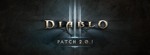Diablo 3 Patch 2.0.1