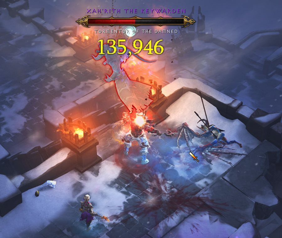 diablo 3 key of war