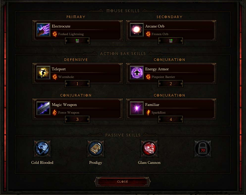 Diablo 3 Wizard Frozen Orb Build - Patch 2.0.3 & Reaper of Souls Ready