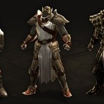 Diablo 3 Crusader Armor Progression