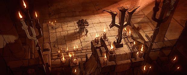 Crusdar: Reaper of Soul's Holy Warrior