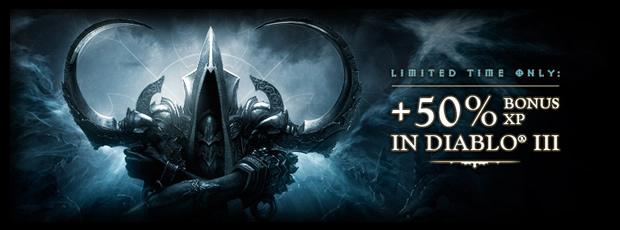 Diablo 3 Experience Boost