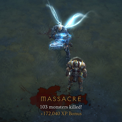 Diablo 3 Weeping Hollow Massacre