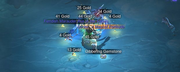 Gibbering Gemstone Drop