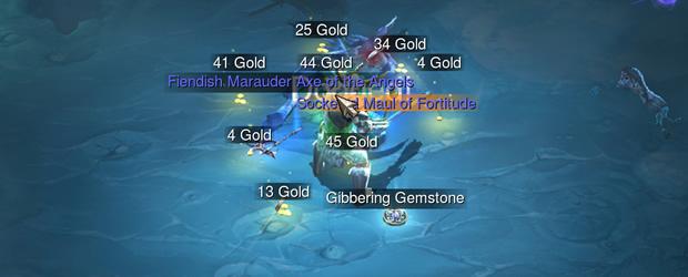 Gibbering Gemstone Drop
