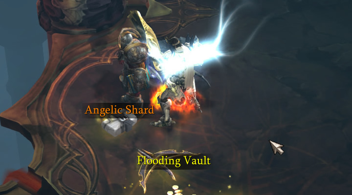 Angelic Shard Drop