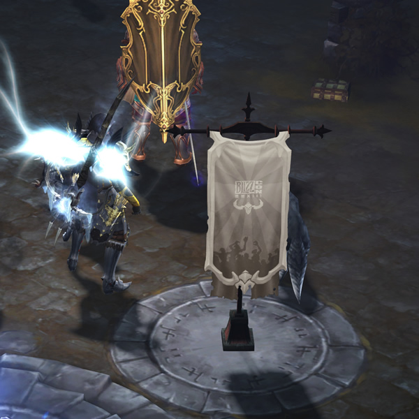 BlizzCon 2013 Diablo 3 Banner Bonuses