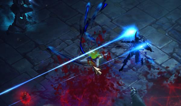 Demon Hunter Vengeance Skill