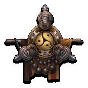 Monk Crest