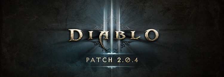 Diablo 3 Patch 2.0.4