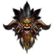 Witch Doctor Crest