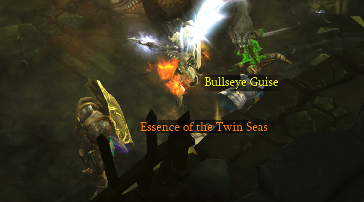 Essence of the Twin Seas Drop