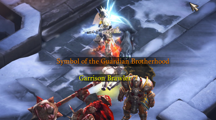 Symbol of the Guardian Brotherhood