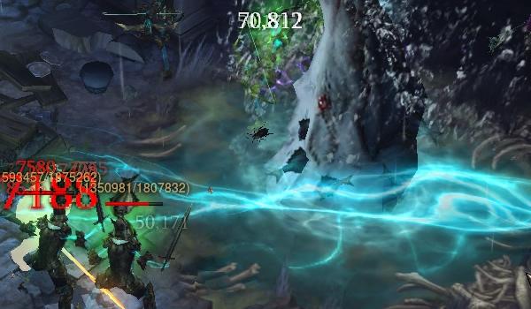 Witch Doctor Piranhas Skill