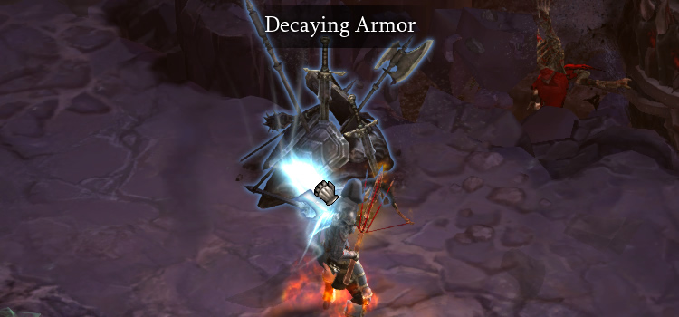 Decaying Armor