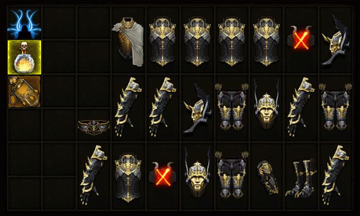 Diablo 3 White Armor Farming