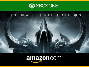 Diablo 3 Ultimate Evil Edition for XBOX ONE