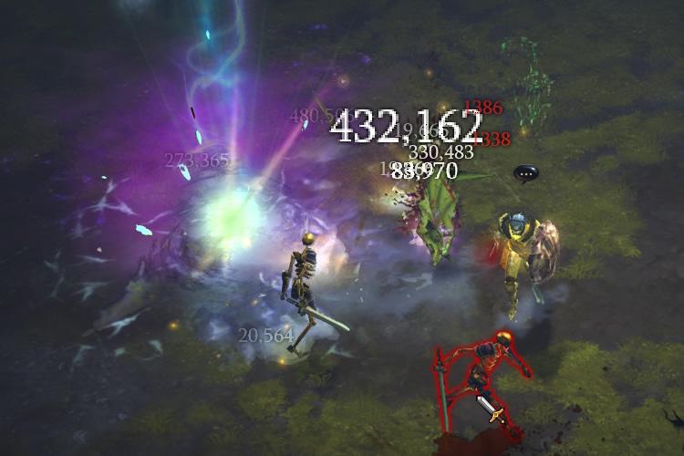 Crusader Skill: Heaven's Fury