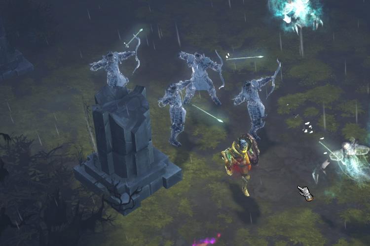 Crusader Skill: Phalanx + Bowmen