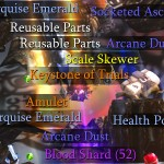 Keystone of Trials Drop Rate