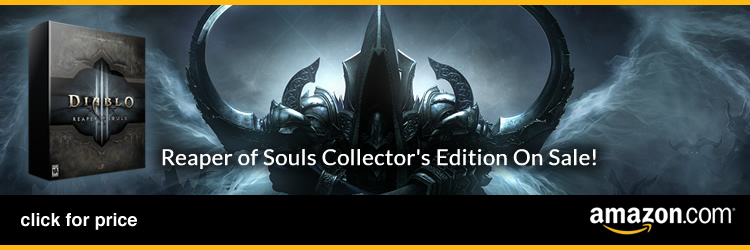 Reaper of Souls Collector's Edition