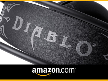 Steel Series Diablo 3 Gaming Headset